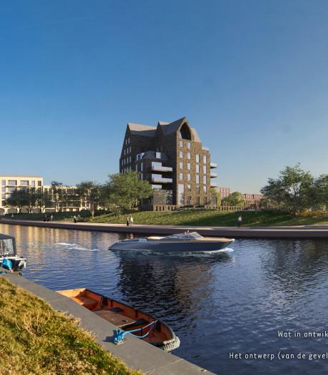 Hoe gaat de woontoren in Harderwijk er dan uitzien?