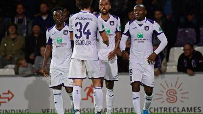 Anderlecht wint van Beerschot na epische cupmatch: Kiese Thelin maakt winning goal, Kompany valt geblesseerd uit
