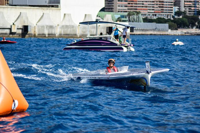 """Dit jaar eist de organisatie dat de boot drie personen kan vervoeren. ,,Dat vraagt om een heel ander ontwerp."""""""