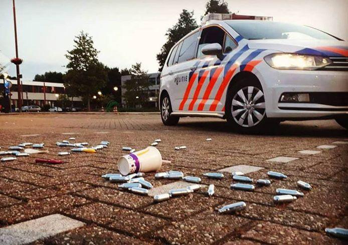 Gemeente Hardenberg werkt aan een verbod op hinderlijk gebruik van lachgas.