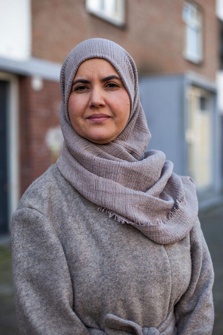 Fatima Toutouh (39) Beeld Lin Woldendorp