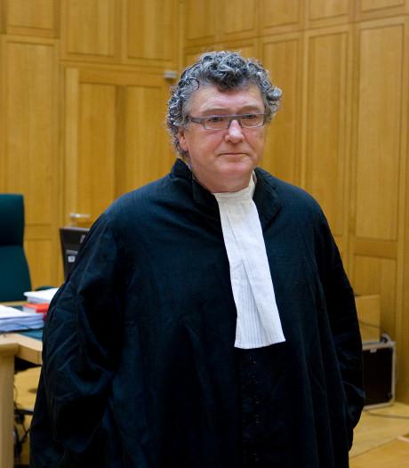 'Eigenzinnige advocaat' Pieter van der Kruijs trekt na 43 jaar de toga uit