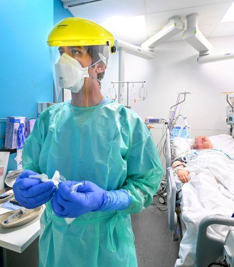 Les hospitalisations en légère hausse pour le deuxième jour consécutif