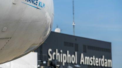 144 vluchten van en naar Schiphol geschrapt wegens slecht weer