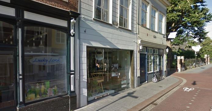Nieuwe locatie van de Wereldwinkel in de Hinthamerstraat