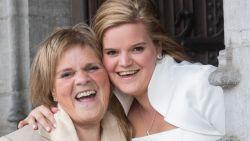 """Margriet Hermans weet eindelijk wat herseninfarct bij Celien veroorzaakte: """"Een attractie in Phantasialand"""""""