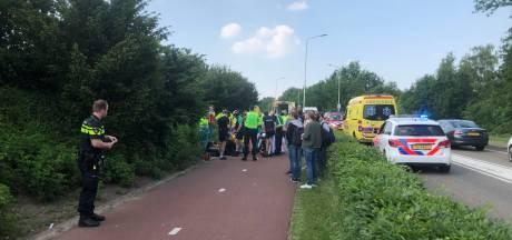 Wielrenner zwaargewond bij ongeluk op Kempenweg in Oirschot