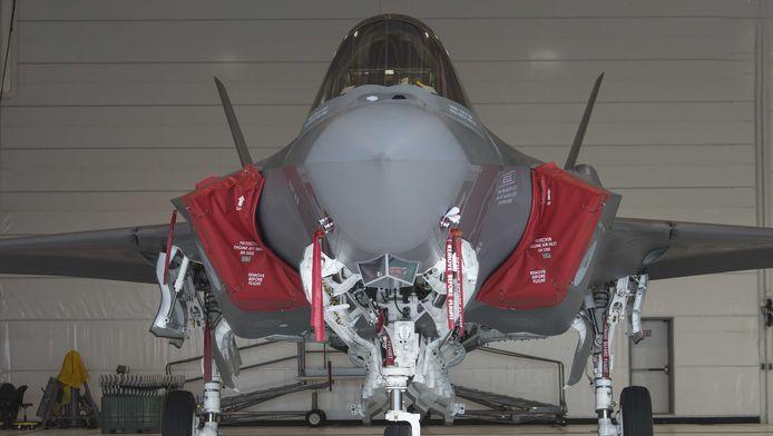 De Joint Strike Fighter.