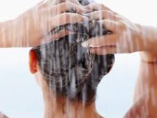 Inbreker onder douche betrapt in nieuw appartementencomplex