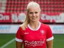 Kika van Es voorlopig niet inzetbaar voor FC Twente Vrouwen