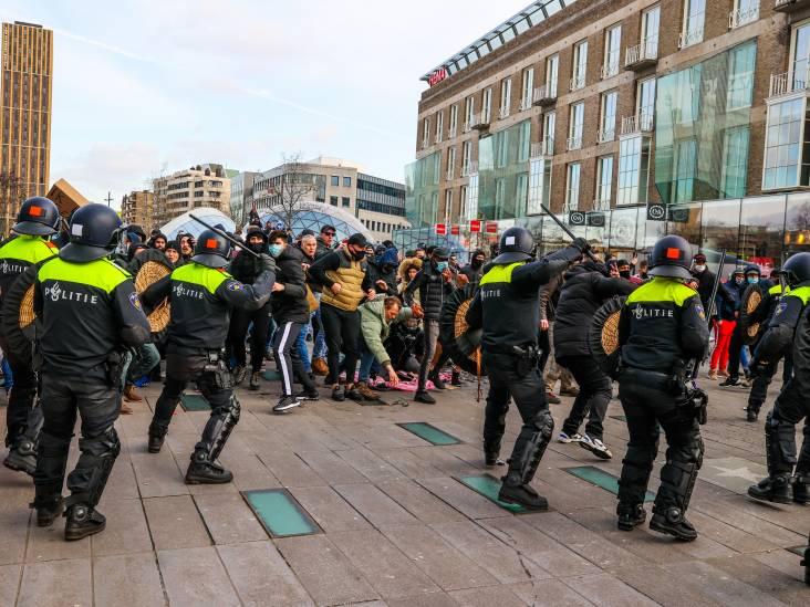 Eerste relschopper Eindhoven al gepakt op basis van beelden