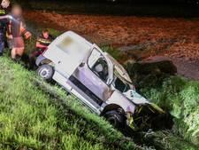 Ravage op Hannie Schaftweg na aanrijding met tractor