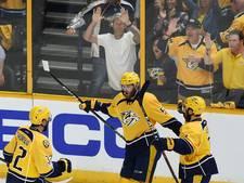 Predators naar finale om Stanley Cup