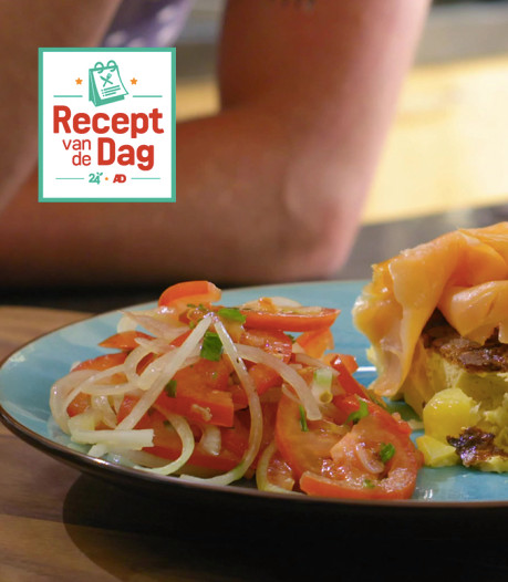 Recept van de dag: Spaanse tortilla