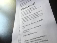 Foutparkeerders bestraft met poëzie