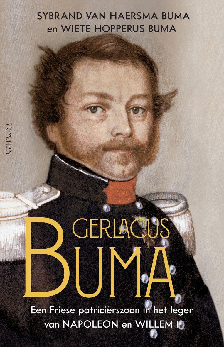 Het boek over Gerlacus Buma. Beeld