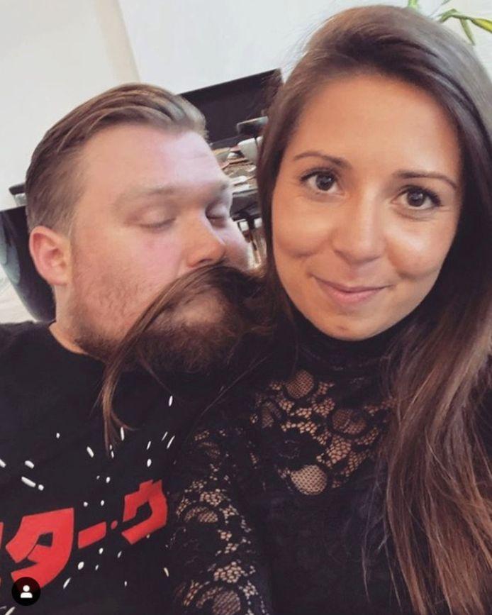 William Boeva nieuwe vriendin Nikki