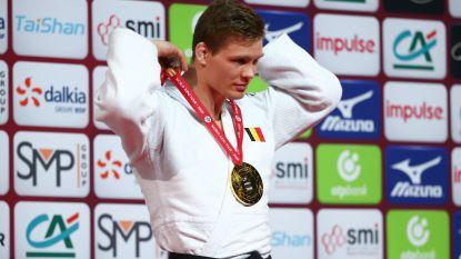 Na het judogoud in Parijs: Matthias Casse nieuwe nummer één op wereldranking