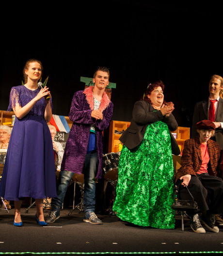 Theaterwerkplaats Novalis Vught staat als een huis; de volgende stap is een zorgcoöperatie