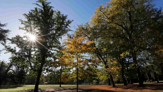 Oktober was warmste oktobermaand ooit in Europa