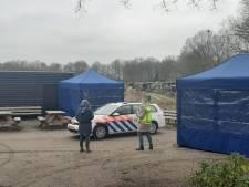 Grote controle op caravanpark Karpermeer in Aalten