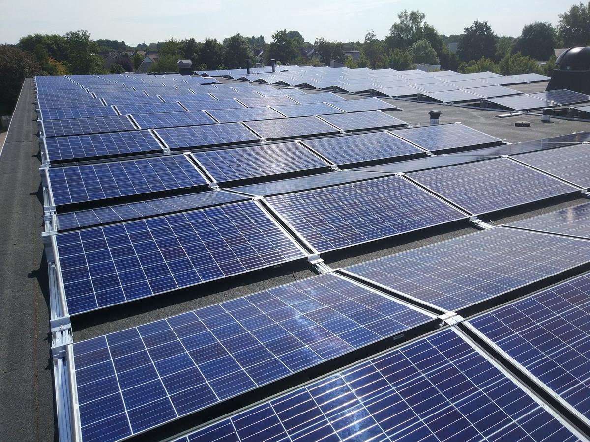 Omdat we steeds meer groene energie gebruiken, is er behoefte aan robuuste stroomverbindingen tussen landen. Foto Duromac