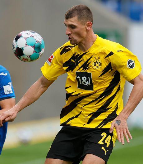 Courte victoire pour le Borussia et ses Belges, Boyata et Lukebakio battus
