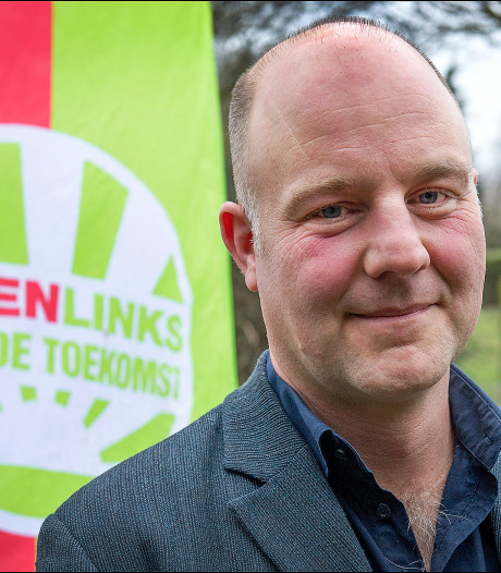 Pepijn Baneke lijsttrekker GroenLinks in Limburg