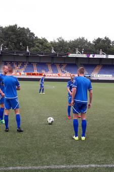 Nog geen Roland Bergkamp bij RKC Waalwijk