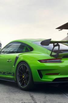 Nieuwe Porsche GT3 RS: racewagen voor de openbare weg