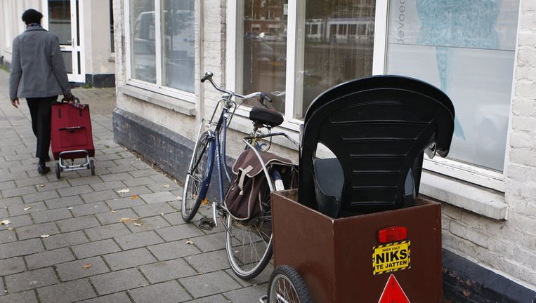 Volgens Wethouder Freek Ossel zijn er niet zoveel huishoudens die van een minimum of minder moeten rondkomen. Foto ANP Beeld
