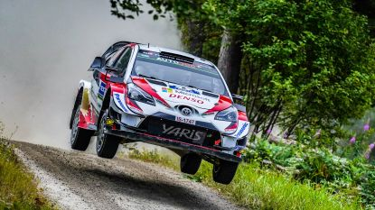 Tänak opent Rally van Duitsland met snelste tijd, Neuville is vierde