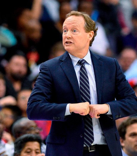 Succescoach Mike Budenholzer weg bij Atlanta Hawks