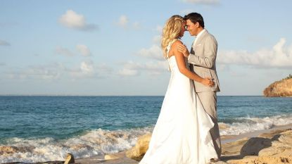"""Jan Smit viert huwelijksverjaardag: """"Nog geen seconde spijt van gehad"""""""