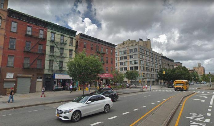 Harlem, New York.