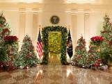 Pour leur dernier Noël à la Maison Blanche, Donald et Melania Trump ont vu les choses en grand