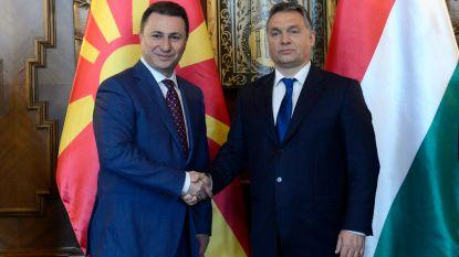"""Hongarije vangt voortvluchtige oud-premier Macedonië op, EU-Commissie eist """"goede uitleg"""""""