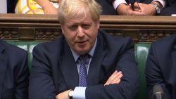 """Opdoffer voor Boris Johnson: """"Ik ga niét over uitstel onderhandelen met EU"""""""