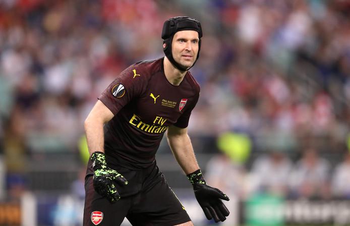 Petr Cech zette afgelopen zomer een punt achter zijn voetbalcarrière.
