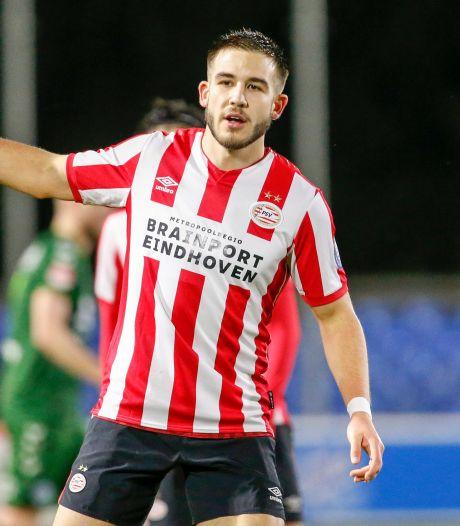 Transfervrije overstap Amar Catic van PSV naar ADO Den Haag bijna rond