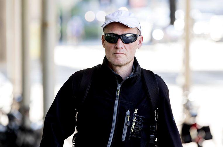 Volkert van der Graaf stapte vorig jaar naar de civiele rechter om onder zijn fysieke meldplicht uit te komen.