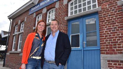 """Bakker bouwt 'Wervik Stoasche' om tot feestzaal """"Maar we gaan de charme van het gebouw bewaren"""""""