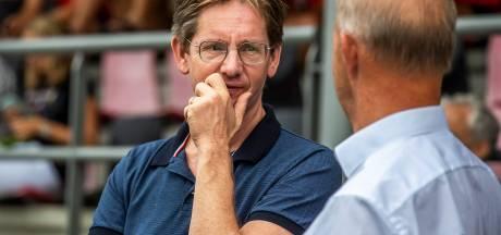 17-jarige zoon van de voorzitter debuteert onder de lat bij OJC Rosmalen met gelijkspel