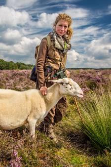 Herder Daphne verkast van Hoog Buurlo naar Elspeet/Vierhouten