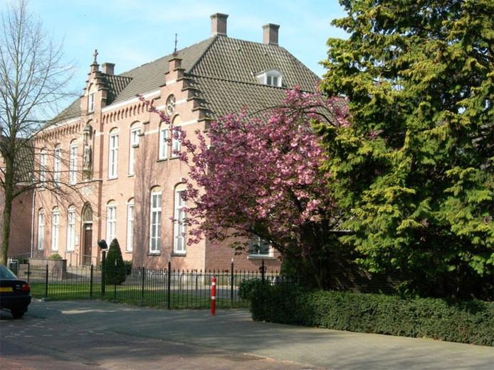 Archieffoto: het klooster in Nuenen