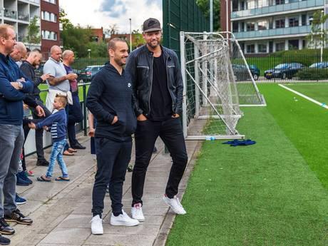 Sneijder bezoekt oude club in Utrecht