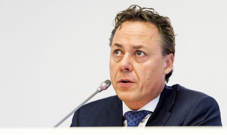 ING-topman Ralph Hamers zag zijn salaris met 50 procent groeien tot drie miljoen euro per jaar. Beeld ANP
