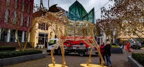 Deventer feestverlichting is sprookjesachtige attractie in binnenstad
