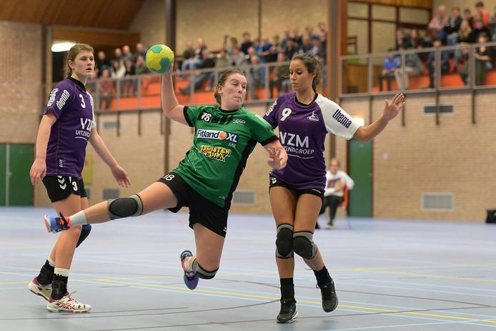 Handbalvereniging MHV is een van de belangrijkste gebruikers van de Millse sporthal De Looierij.
