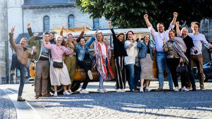 Ladies City Day brengt vleugje Ibiza naar Sint-Truiden met zwembad op de Grote Markt